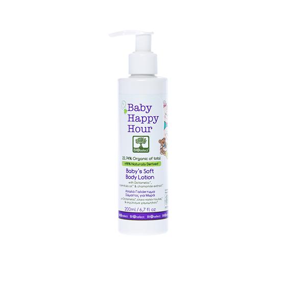 Bioselect Organic Детское мягкое молочко для тела - фото 4563