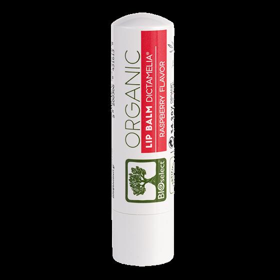 Бальзам для губ с ароматом малины BIOselect Organic (Биоселект) - фото 4579