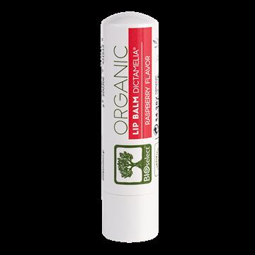 Бальзам для губ с ароматом малины BIOselect Organic (Биоселект)