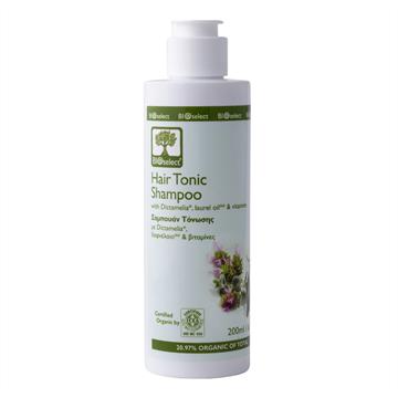BIOselect Organic Тонизирующий шампунь (Hair toniс shampoo, БИОселект)