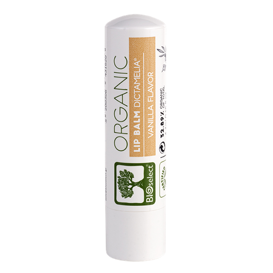 Бальзам для губ с ароматом ванили BIOselect Organic (Биоселект) - фото 4575