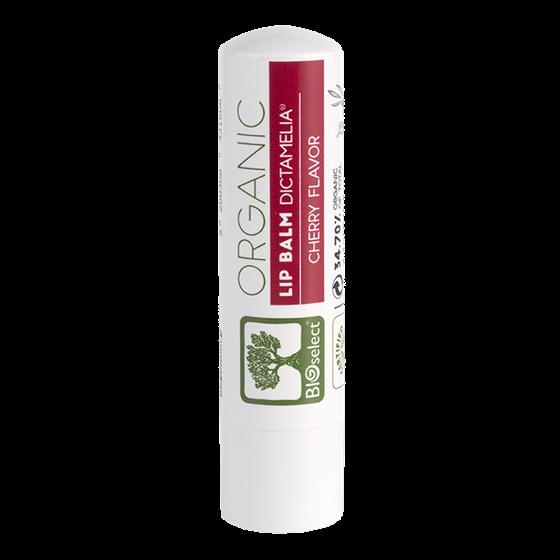 Бальзам для губ с ароматом вишни BIOselect Organic (Биоселект) - фото 4578