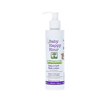 Bioselect Organic Детское мягкое молочко для тела