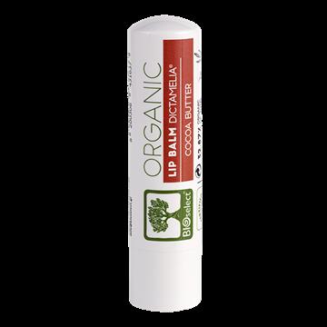 Бальзам для губ с маслом какао BIOselect Organic (Биоселект)