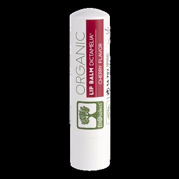 Бальзам для губ с ароматом вишни BIOselect Organic (Биоселект)