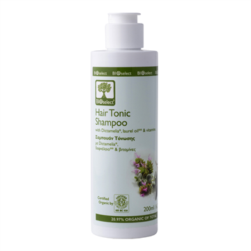 Тонизирующий шампунь (Hair toniс shampoo, БИОселект BIOselect Organic )